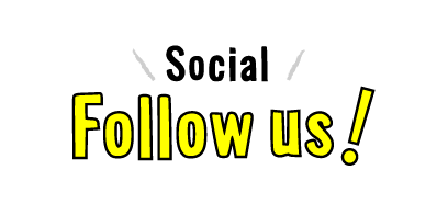 Social Follow us!