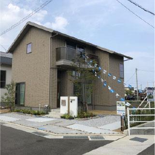 ミサワホームタウン新須賀Ⅱ